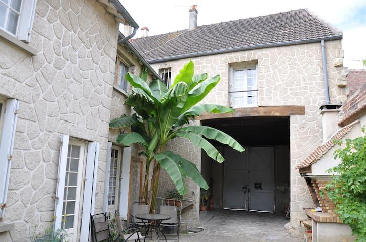 Bien vivre à Neuville sur Oise, Région Parisienne