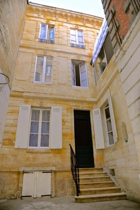 Chambre dans maison en centre ville maisons louer for Bordeaux une chambre en ville