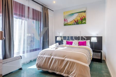 Executive room 10 minutes from the airport-12E