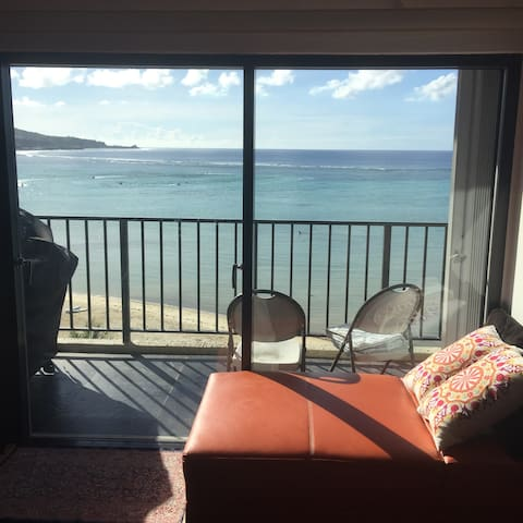Oceanfront AganaBay sale 橘屋海景总裁私人分享 - Tamuning  - Condominium