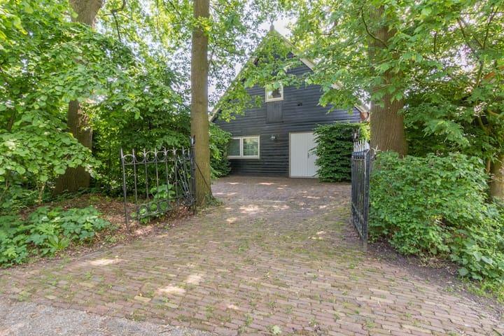 Janneke's Cottage - Sleeuwijk - Blockhütte