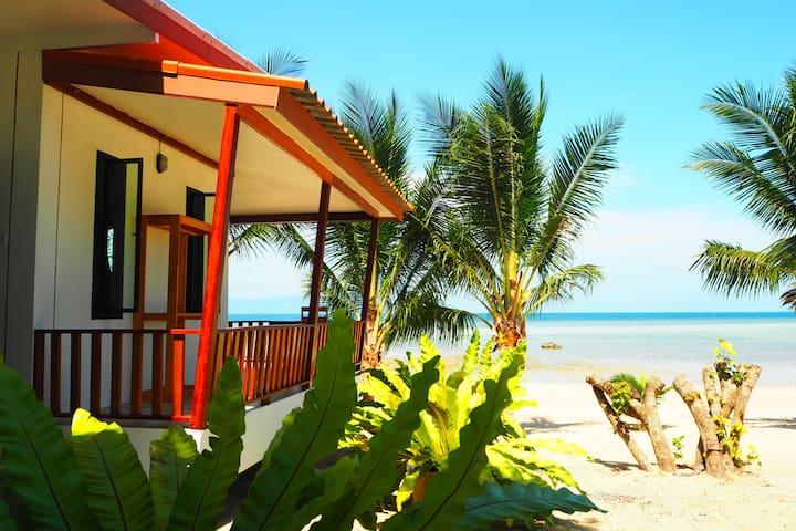 The Scenery Beach Resort: Beach Front Villa