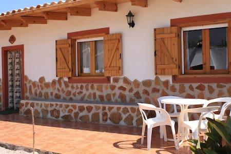 Acogedora casa rural en Moratalla - Moratalla