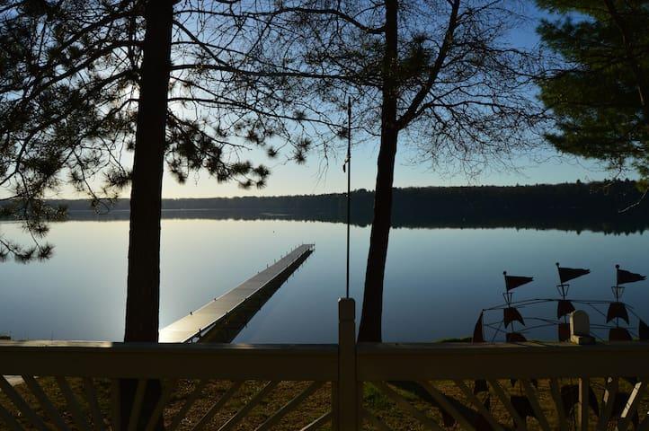 Large Lake Avalon Home
