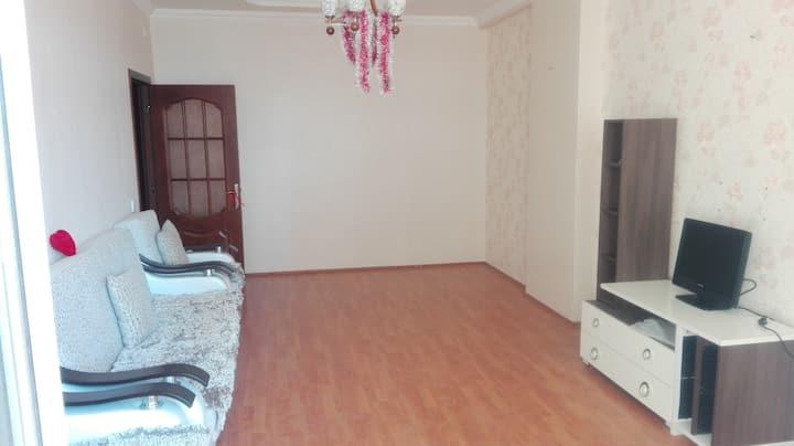 "Apartments near the metro station ""Hezi Aslanov"""