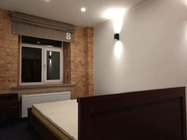 2-room apartment, walking distance to the Old town