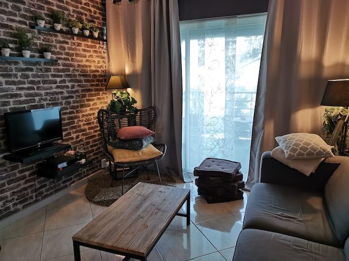 Joli et confortable studio