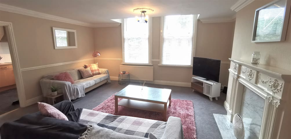 Leeds City Apartment Near Uni & Hosp Inc Parking