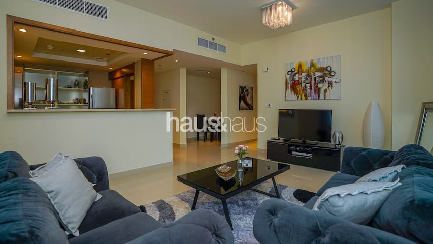 Inviting  Central  Open plan