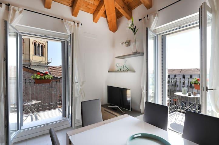 Bright and Panoramic Apartment!