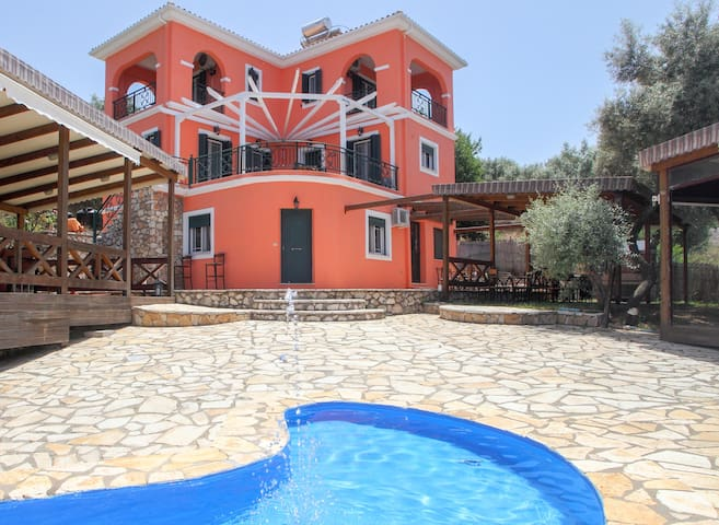 Lovely House close to Porto Katsiki