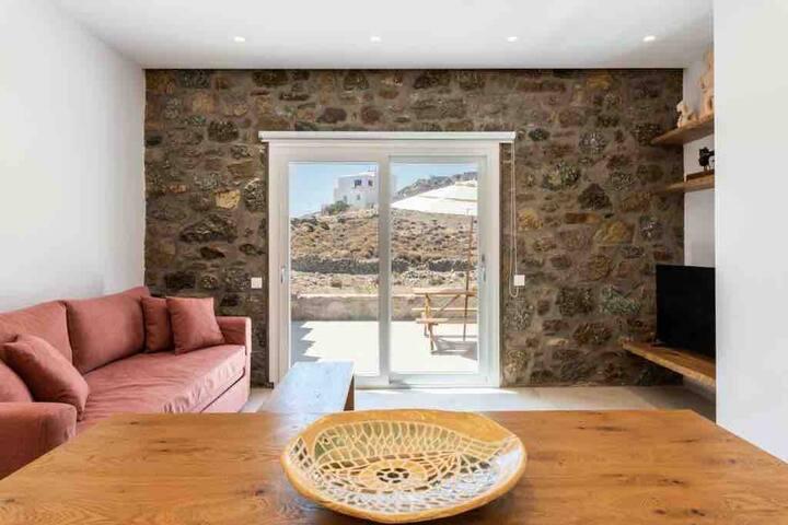Mykonos Petrino House I