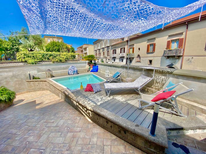 My Villa con piscina in posizione centralissima