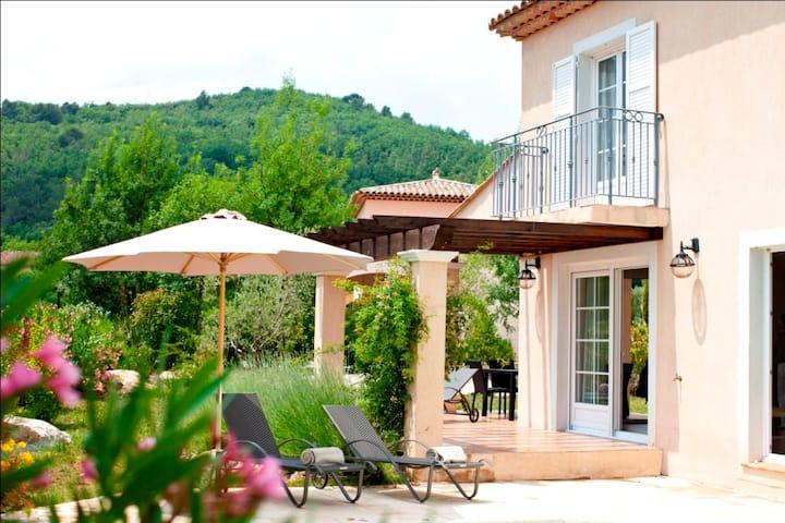 Callian - Villa 3 chambres avec piscine