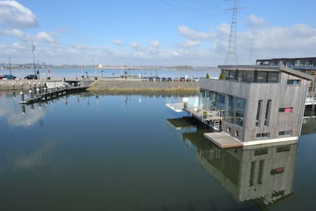 Watervilla on the beautiful IJburg - Amsterdam - Villa