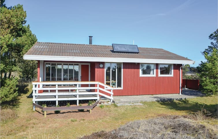 Holiday cottage with 3 bedrooms on 63m² in Thisted