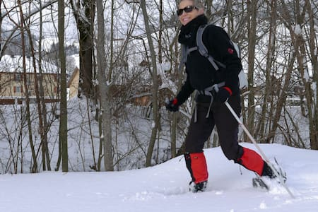 Cosy and quiet - Urnäsch