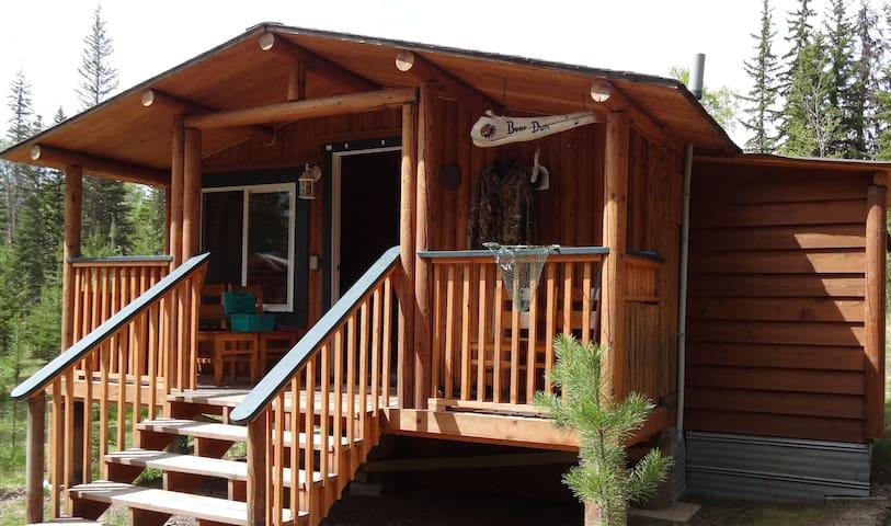 Seawood B&B-Bear Den/Moose Rest - Lone Butte - Cottage
