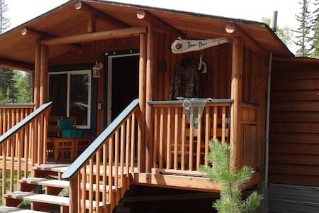 Seawood B&B and Cabins - Bear Den Cabin