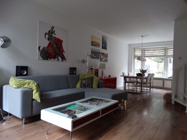 30's style house in Leiden - ไลเดน - บ้าน