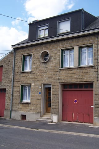 Charmante maison de village - Saint-Menges