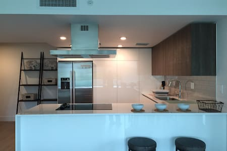 Beautiful new appartment,great view - Bay Harbor Islands - Pis