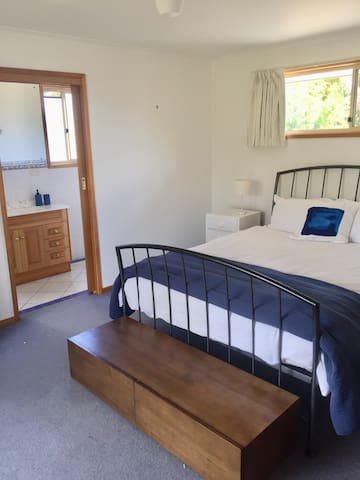 Main bedroom and ensuite