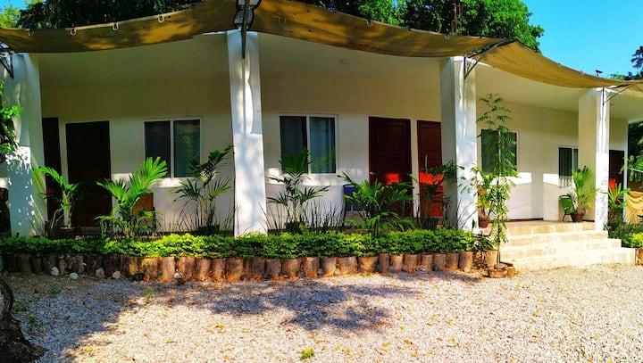"""Habitación """"Hotel Posada el Encanto Tamasopo SLP"""""""
