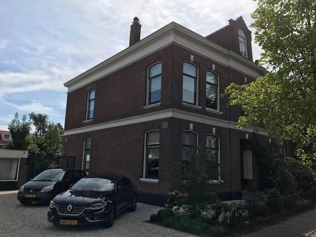Herenhuis in het centrum van Zaandam
