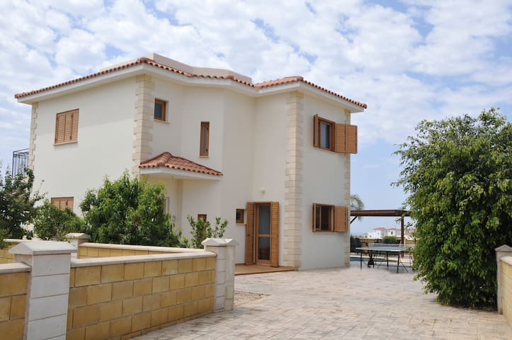 Sea View Holiday Villa Sofia, with private pool