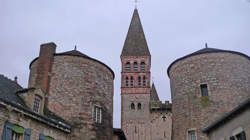 Gîte de l'Abbaye - Tournus - Hus