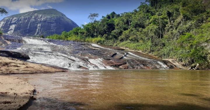 Cobertura  Secretário Itaipava Cachoeira Montanhas