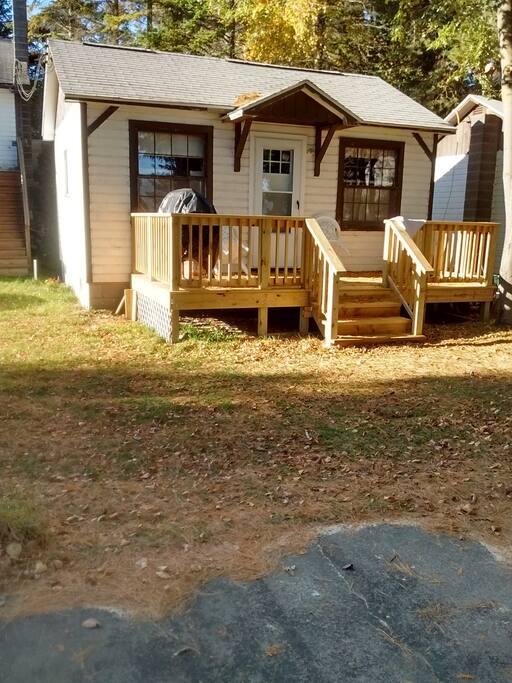 mackinaw memories at cedar gables cabins for rent in