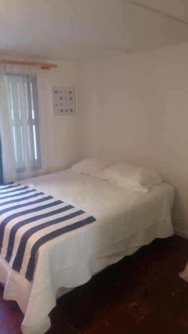 4 dormitorios con cama 2p