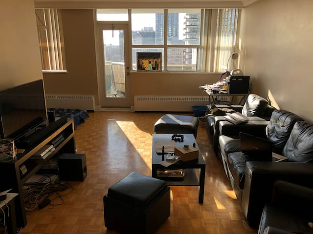 Yonge and eglinton one bed room Apartment