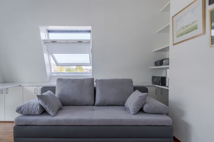 Sofa-bed in Second Bedroom