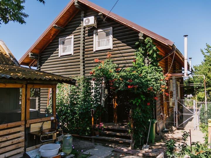 Family Sun House - для семейного отдыха