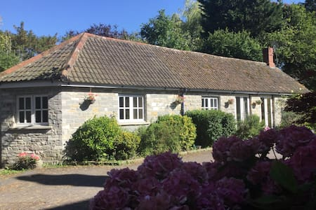 Pretty cottage , near Glastonbury