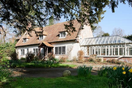 New Listing! Magical 17th Century House and Lodge