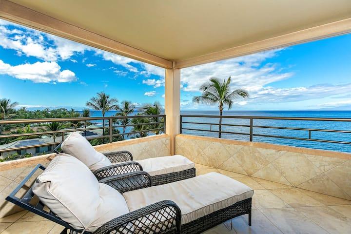 Great rates! Ocean Front! Incredible Views!PB 604