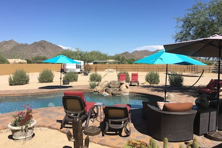Lovely Private Su Casa Suite w/Private Entrance - Cave Creek