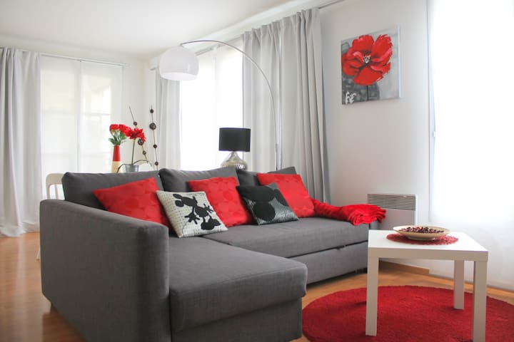 TAGE Shopping Val d'Europe & Disney - Serris - Apartment