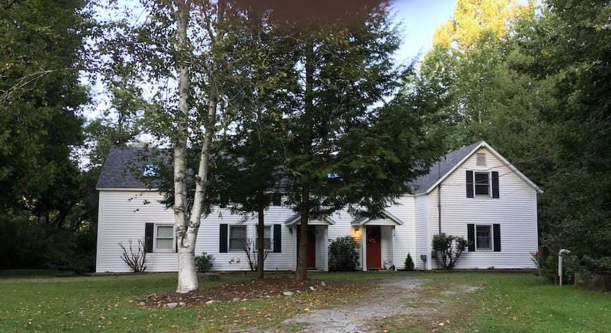 Battenkill River condo, South unit - Manchester