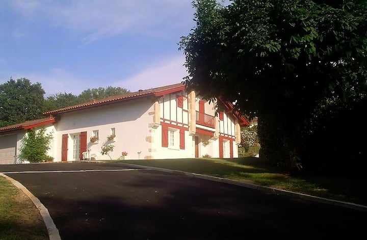 Chambre d'hôtes Villa Les Hortensias