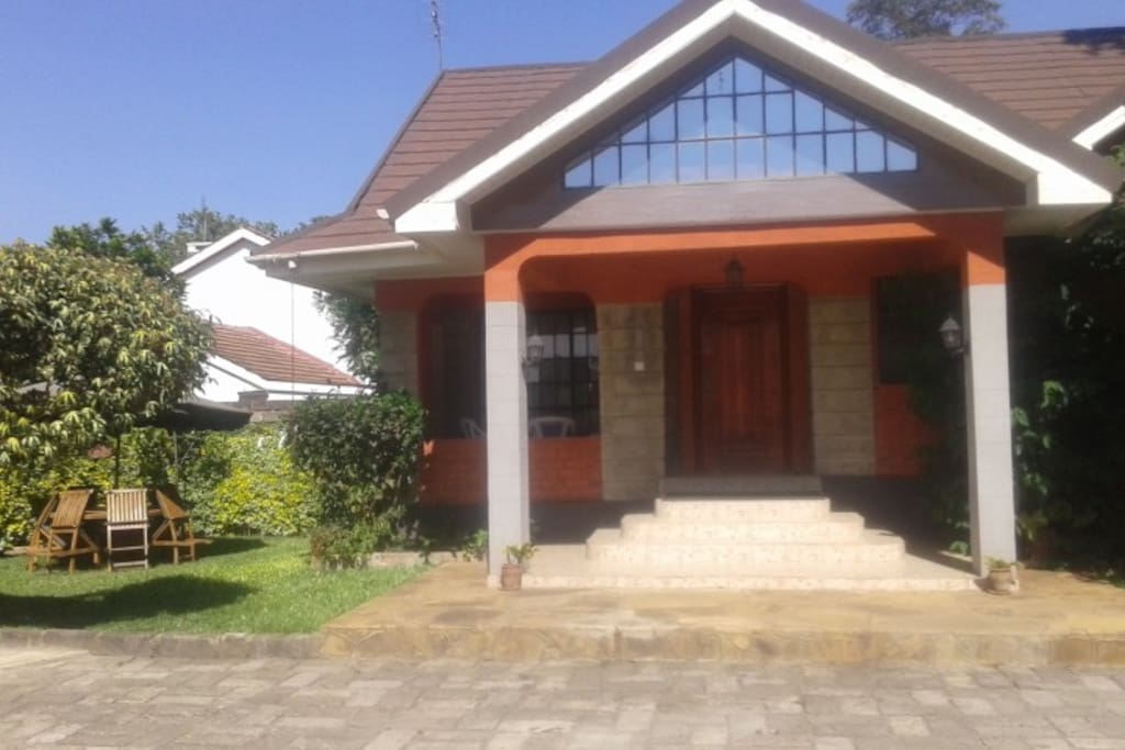 Furnished apartment in thika road houses for rent in - 2 bedroom apartments for rent in nairobi ...