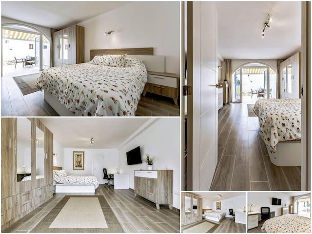 Modern one bedroom-center of Las Americas