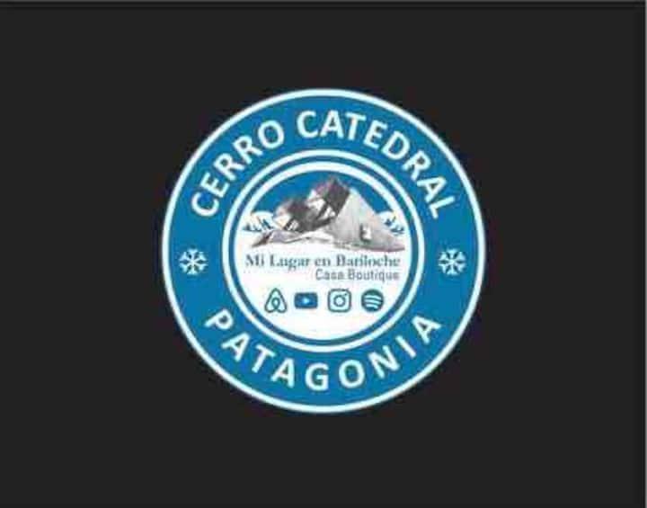 Mi lugar en Bariloche #CasaBoutique #CerroCatedral