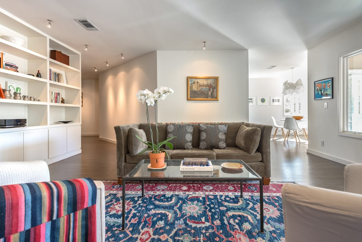 Sun-Soaked and Spacious Home near The Capitol