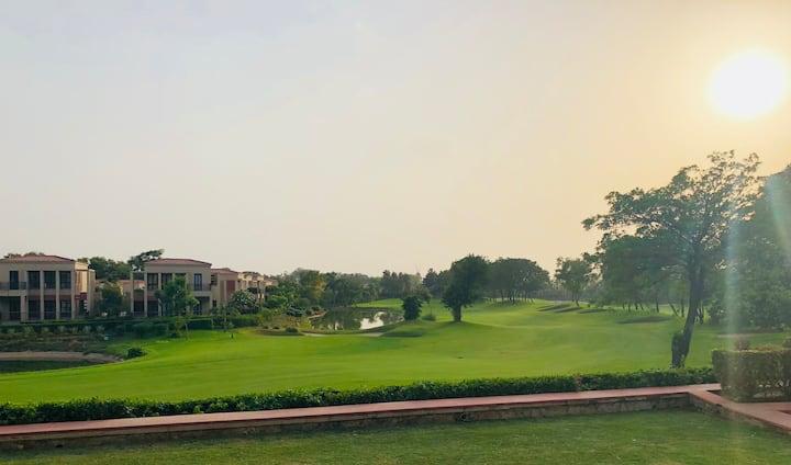 Scenic Apartment at Tarudhan Valley Golf resort