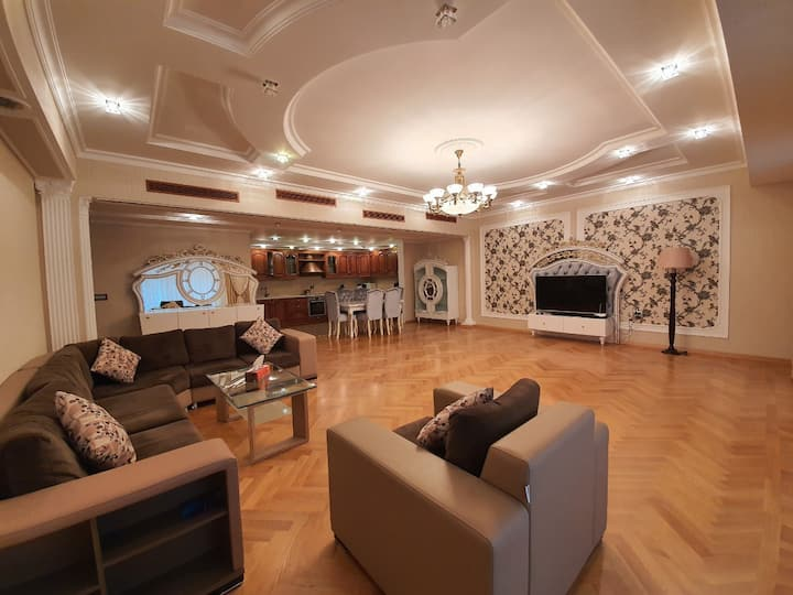 Luxury apartment in Port Baku Residens